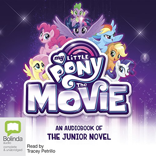 My Little Pony: The Movie cover art