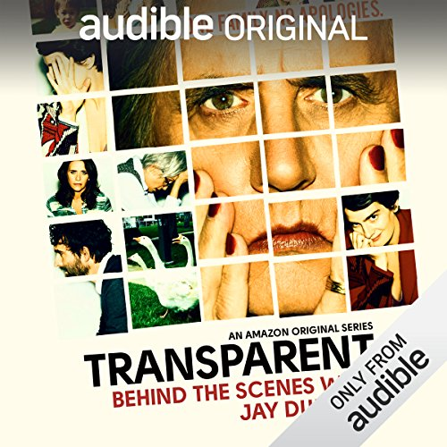 6: Jay Duplass                   By:                                                                                                                                 Transparent: Behind the Scenes                               Narrated by:                                                                                                                                 Jay Duplass                      Length: 8 mins     2 ratings     Overall 3.0