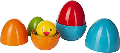 Funskool-Giggles Nesting Eggs