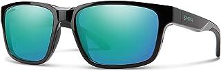 Smith Basecamp ChromaPop Sungl, black jade/chromapop polarized opal mirror, one size
