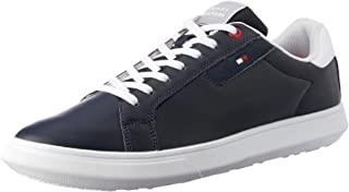 Tommy Hilfiger Essential Leather Cupsole Men's Sneakers
