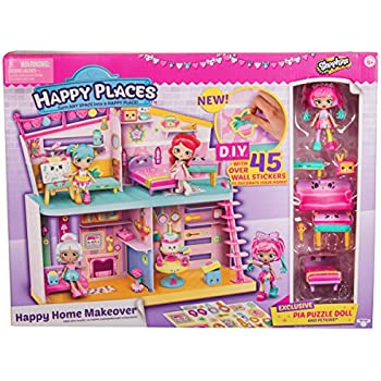 Happy Places Shopkins Happy Home | Shopkin.Toys - Image 1
