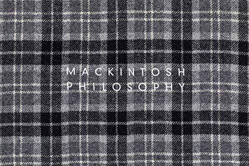 MACKINTOSH PHILOSOPHY CHECK TOTE 商品画像