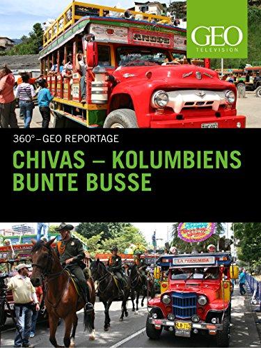 Chivas - Kolumbiens bunte Busse