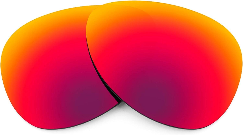 Revant Verres de Rechange pour Oakley Given - Compatibles avec les Lunettes de Soleil Oakley Given Soleil de Minuit Mirrorshield - Polarisés
