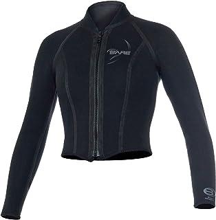 Bare 3mm Women's Wetsuit Jacket - Front Zip