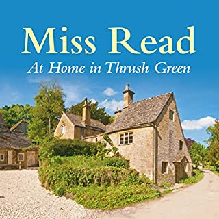 At Home in Thrush Green cover art