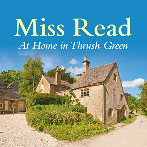 At Home in Thrush Green audiobook cover art