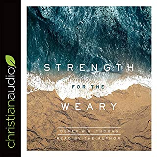 Strength for the Weary audiobook cover art