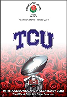 2011 Rose Bowl: Wisconsin vs. TCU