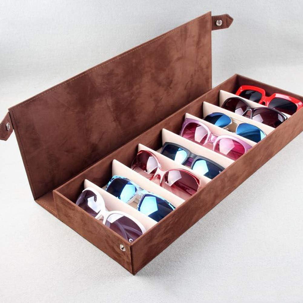 Makeup Storage Box Glasses Disp Sunglasses 送料込 売れ筋 Case Eyeglass