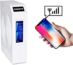 Cell Phone Signal Booster, Verizon AT&T T-Mobile Sprint Cellular Amplifier - Enhance Your 2G 3G 4G Call