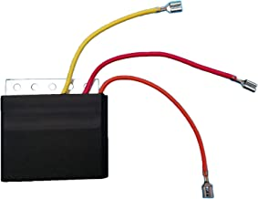 Tuzliufi Replace Voltage Regulator Rectifier Polaris Genesis Hurricane Octane Pro SL SLH SLT SLTH SLTX SLX SLXH STD 650 700 750 780 785 800 900 1050 1200 4010302 4010387 4060115 4060171 PWC New Z224