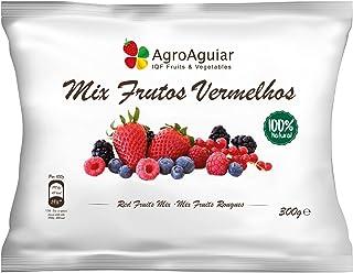 AgroAguiar Red Fruits Mix, 300 g - Frozen