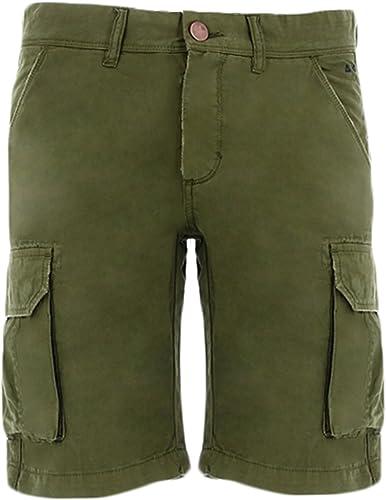 Sun 68 Pantalon de Sport - Homme Vert Vert Taille Unique