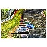 artboxONE Poster 120x80 cm Sport/Motorsport GT3 Zug - Bild