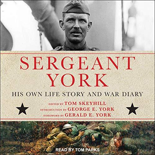 Sergeant York cover art