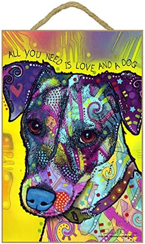 SJT ENTERPRISES Cheap super special price INC. Jack Russell - All is a and Love Superior Need You