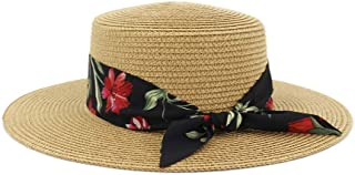 LiJuan Shen Jazz Hat 2019 Male Female Couple Straw Hat Outdoor Travel Straw Solid Color Fashion Sunshade Sun Hat