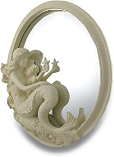 Best large mermaid wall mirror Reviews