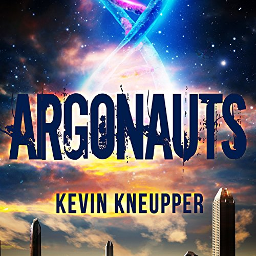 Argonauts audiobook cover art