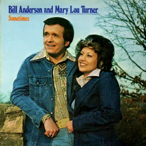 Bill Anderson & Mary Lou Turner
