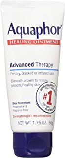 Aquaphor Advanced Therapy Healing Ointment Skin Protectant 1.75 Ounce (Value Pack of 6)