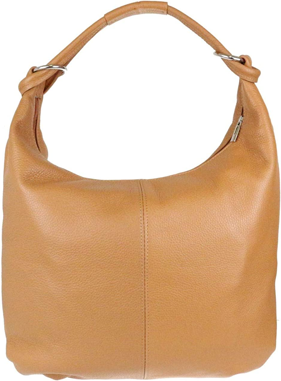 Girly Handbags Hobo Italian Suede Genuine Shoulder Max 78% OFF Factory outlet Leather Bag