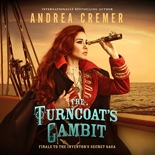 The Turncoat's Gambit audiobook cover art