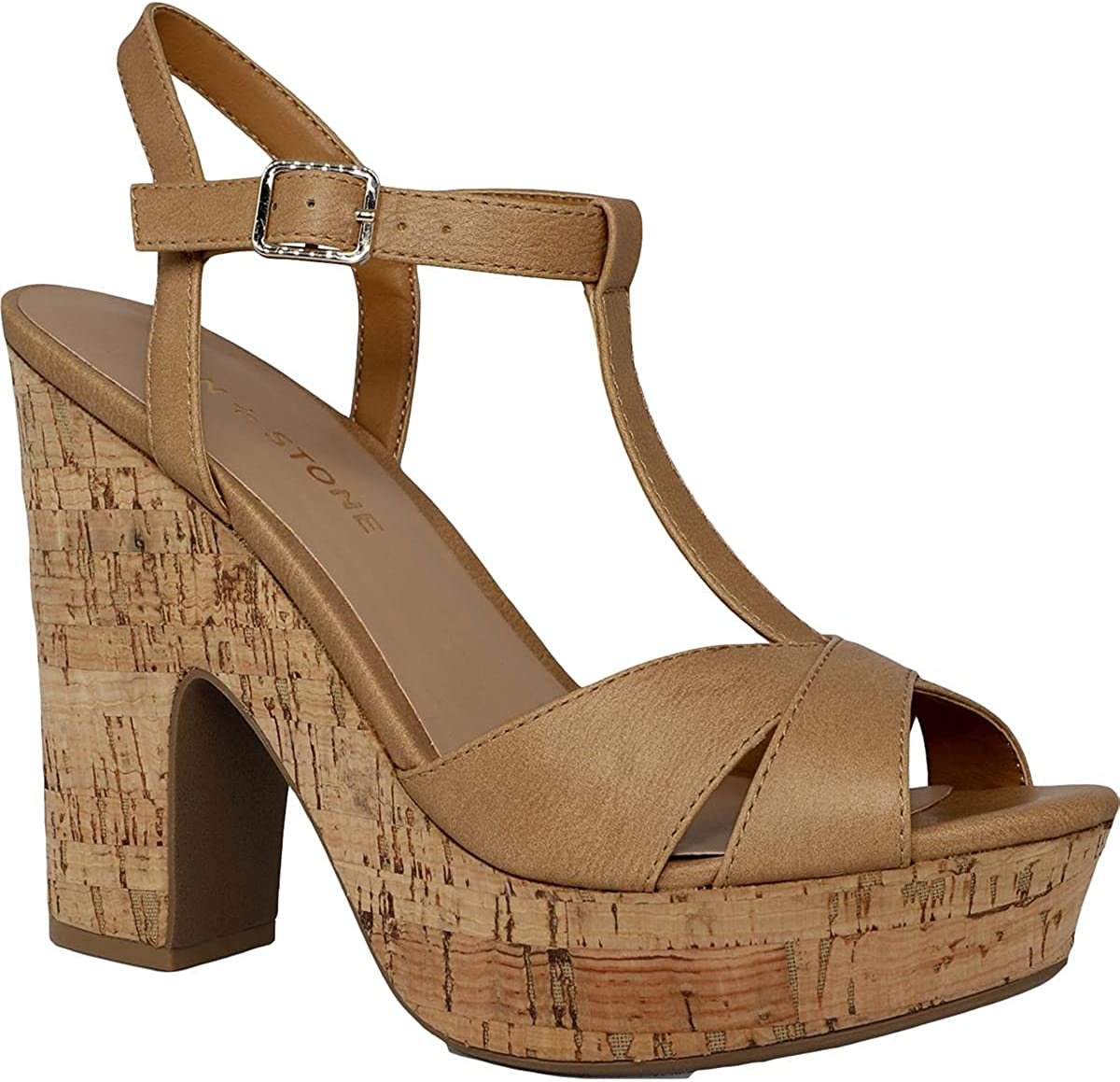 Sun + Stone San Diego Mall Womens Jamie Sandals Special price for a limited time Strap Ankle Woven Platform