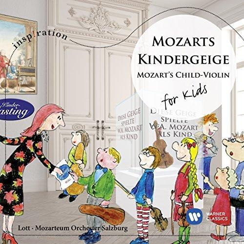 Kindergeige - for Kids by W.A. Mozart