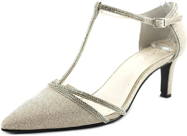 Caparros Caparros Caparros kvinnor Dixie Pointed Toe Ankle Strap klassiska pumper  hög kvalitet