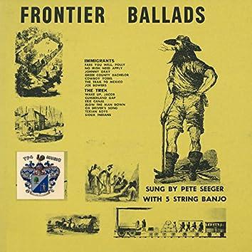 Frontier Ballads Vol. 1