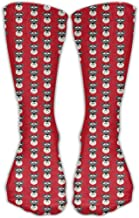 Men's/Women's Schnauzer Dogs Schnauzers Dog Head Casual Elastic Socks Length 30 Cm 50cm