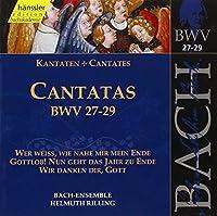 Bach:Cantatas Bwv27