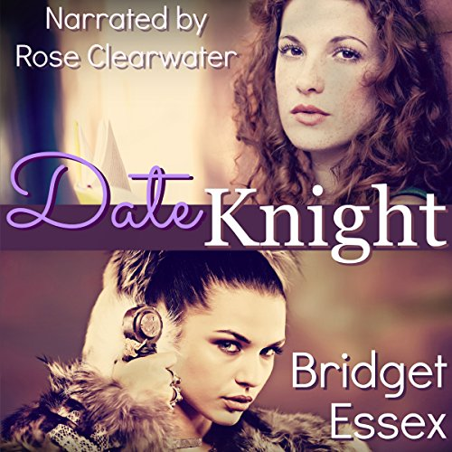 Date Knight audiobook cover art