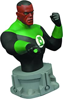 Diamond Select Toys Green Lantern Resin Bust Animated Toy