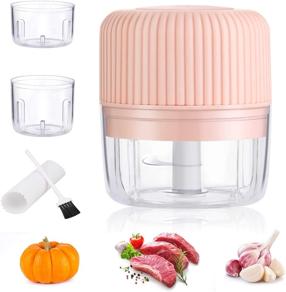 Electric Price reduction Mini Garlic sold out Chopper B Portable Mincer