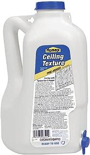 Best premixed ceiling texture Reviews