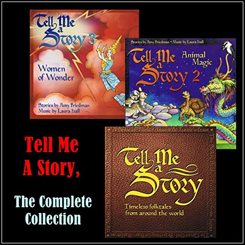 Tell Me a Story, the Complete Collection cover art