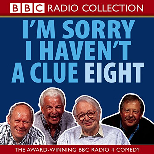 I'm Sorry I Haven't a Clue, Volume 8 audiobook cover art
