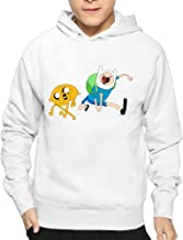 Boy Adventure Time Finn And Jake Cool Hooded Sweatshirt Pullover