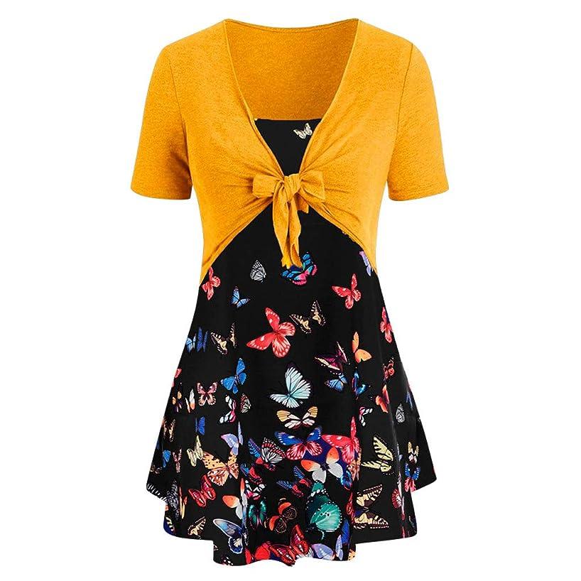 Londony ? Women Summer Casual T Shirt Dresses Beach Cover up Plain Pleated Tank Dress Tops Fashion Printed Tank Blouse