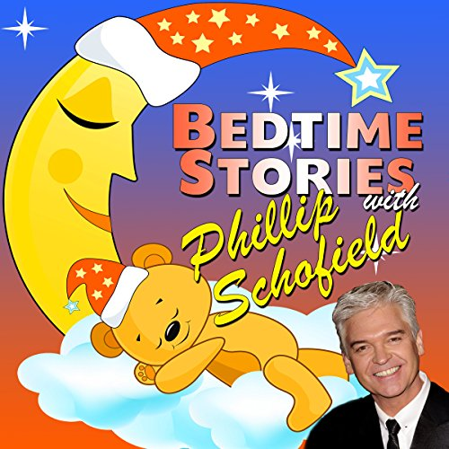 Bedtime Stories with Phillip Schofield audiobook cover art