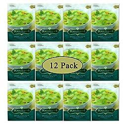 Kanokwan 12 Pack Thai Green Curry Paste 176 oz50g