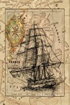 Address Book: Old ship Nautical For Contacts, Addresses, Phone Numbers, Emails & Birthday. Alphabetical Organizer Journal Notebook (Address Books)