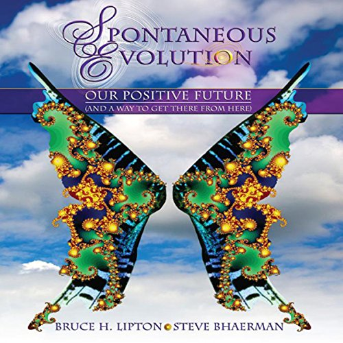 Spontaneous Evolution audiobook cover art