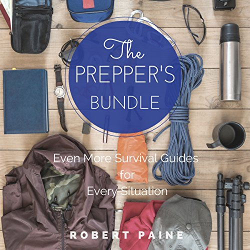 The Prepper's Bundle audiobook cover art