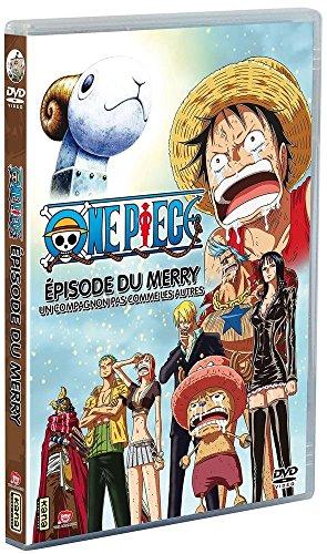 One Piece-Episode de Merry : L'histoire d'un Compagnon d'équipage
