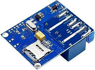2 Kanal Relämodul Shield fjärrkontroll växel med GSM SMS-antenn för växthus Oxygen Pump, detaljer